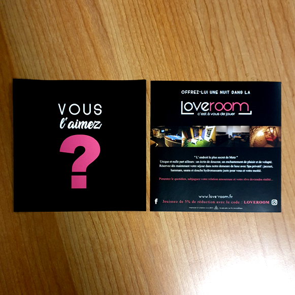 Loveroom tract